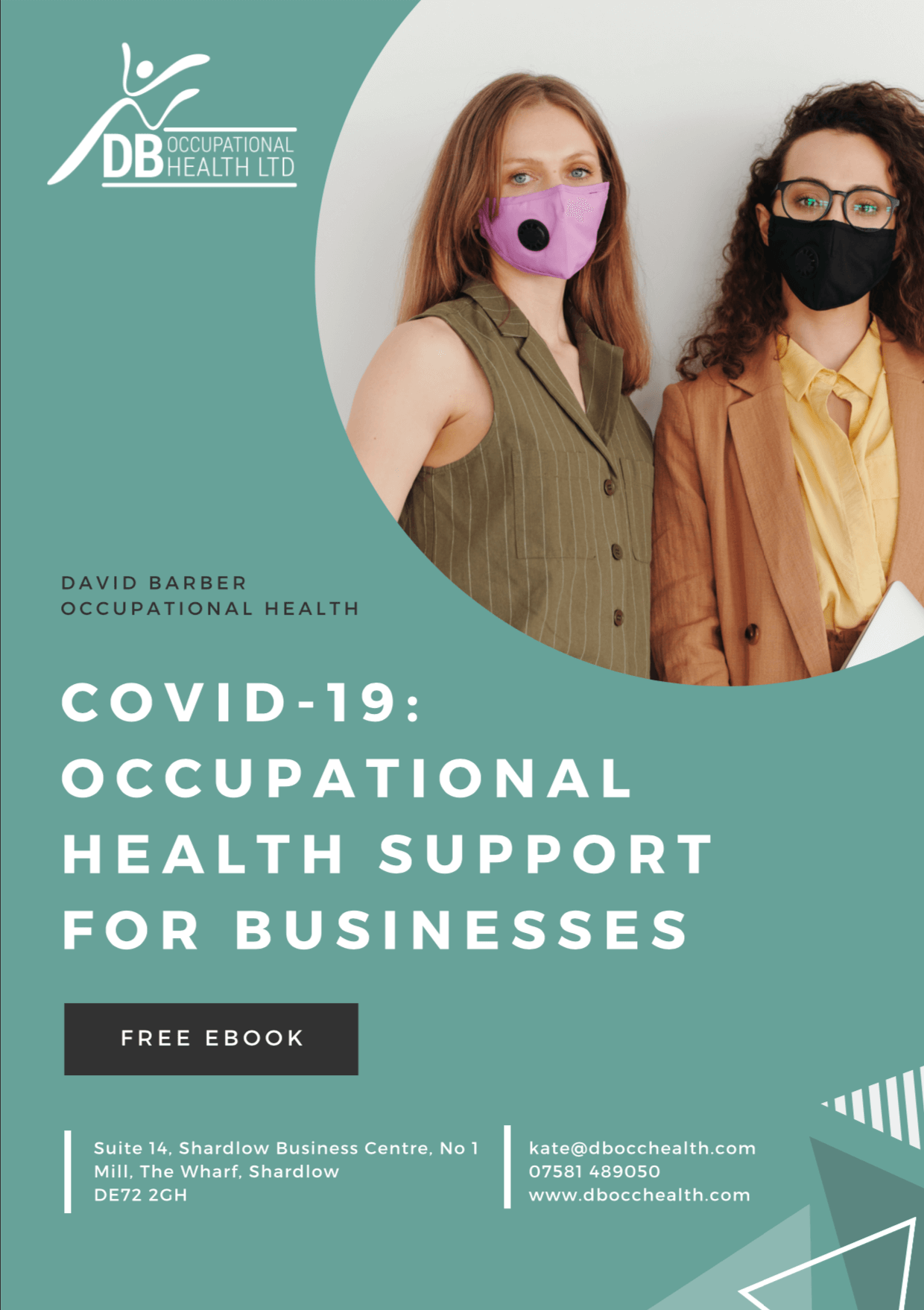 COVID-19: Occupational Health Support for Businesses eBook